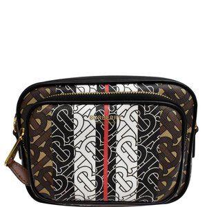 Burberry Camera Bridle Stripe Small and Handbag